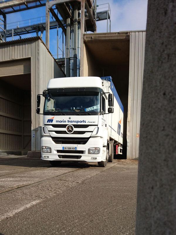 Transports pour l'industrie